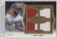 Matt Kemp #/25