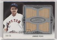 Jimmie Foxx /25