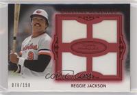 Reggie Jackson [EXtoNM] #/150