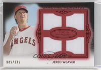 Jered Weaver /125