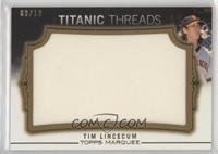 Tim Lincecum /10