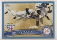 Mickey Mantle #/2,011