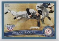Mickey Mantle /2011