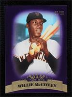 Willie McCovey #/25