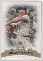 Mickey Mantle #/799