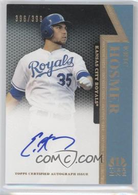 2011 Topps Tier One - On the Rise Autograph - [Autographed] #OR-EH - Eric Hosmer /399