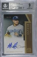 Anthony Rizzo [BGS 9 MINT] #/25