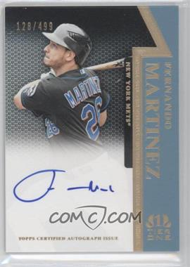 2011 Topps Tier One - On the Rise Autograph #OR-FM - Fernando Martinez /499