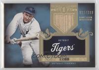 Ty Cobb /399