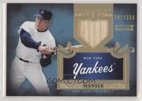 Mickey Mantle #/399