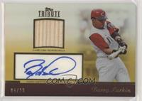 Barry Larkin #/20