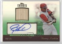 Barry Larkin #/75