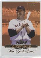 Johnny Mize #/50
