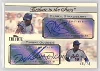 Darryl Strawberry, Dwight Gooden /74