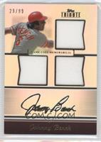 Johnny Bench #/99