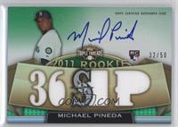 Rookies & Future Phenoms - Michael Pineda /50