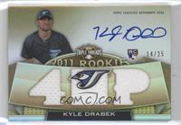 Rookies & Future Phenoms - Kyle Drabek /25