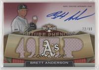 Rookies & Future Phenoms - Brett Anderson #/99