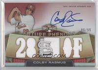 Rookies & Future Phenoms - Colby Rasmus /99