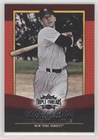 Mickey Mantle [Noted] #/1,500