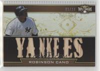 Robinson Cano #/27