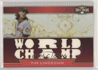 Tim Lincecum /36