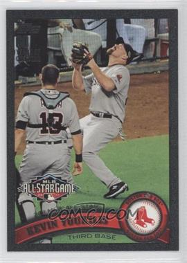 2011 Topps Update Series - [Base] - Black #US144 - Kevin Youkilis /60