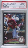 Paul Goldschmidt [PSA 8 NM‑MT] #/60