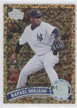 2011 Topps Update Series - [Base] - Cognac Diamond Anniversary #US139 - Rafael Soriano
