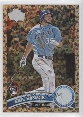 2011 Topps Update Series - [Base] - Cognac Diamond Anniversary #US155 - Eric Hosmer