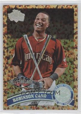 2011 Topps Update Series - [Base] - Cognac Diamond Anniversary #US299 - Robinson Cano