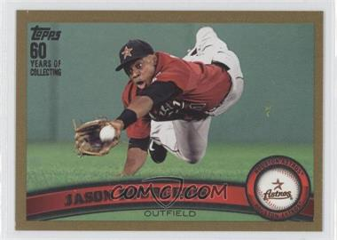 2011 Topps Update Series - [Base] - Gold #US178 - Jason Bourgeois /2011