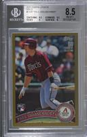 Paul Goldschmidt /2011 [BGS 8.5 NM‑MT+]