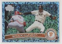 Willie McCovey (Legends) [EX to NM] #/60