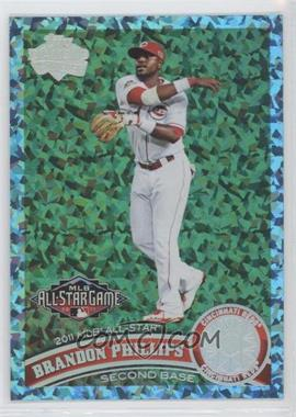 2011 Topps Update Series - [Base] - Hope Diamond Anniversary #US306 - Brandon Phillips /60