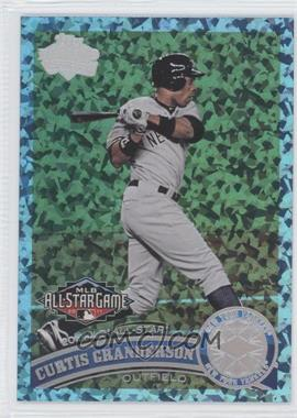 2011 Topps Update Series - [Base] - Hope Diamond Anniversary #US31.1 - Curtis Granderson (Base) /60