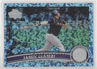 Jason Giambi [Noted] #/60