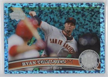 2011 Topps Update Series - [Base] - Hope Diamond Anniversary #US94 - Ryan Vogelsong /60
