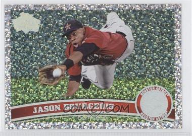 2011 Topps Update Series - [Base] - Platinum Diamond Anniversary #US178 - Jason Bourgeois