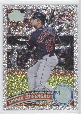 2011 Topps Update Series - [Base] - Platinum Diamond Anniversary #US193 - Lonnie Chisenhall