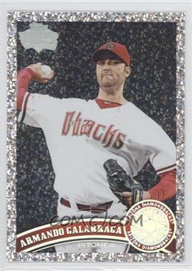 2011 Topps Update Series - [Base] - Platinum Diamond Anniversary #US314 - Armando Galarraga