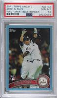 Jose Altuve [PSA 10 GEM MT]