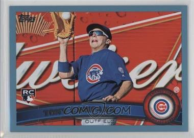 2011 Topps Update Series - [Base] - Wal-Mart Blue #US57 - Tony Campana