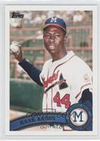 Hank Aaron [Noted]