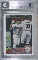 J.D. Martinez [BGS 9 MINT]