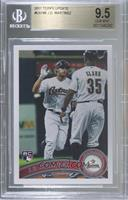 J.D. Martinez [BGS 9.5 GEM MINT]