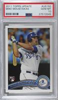 Mike Moustakas [PSA 10 GEM MT]