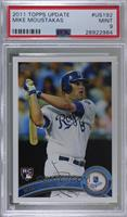 Mike Moustakas [PSA 9 MINT]