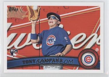 2011 Topps Update Series - [Base] #US57 - Tony Campana