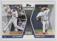 Eric Hosmer, Danny Duffy [EXtoNM]